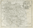 Herefordshire. 'HEREFORD SHIRE' by ROBERT MORDEN. Camden's Britannia 1722 map